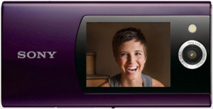Sony Bloggie Duo HD (Foto: Divulgação)