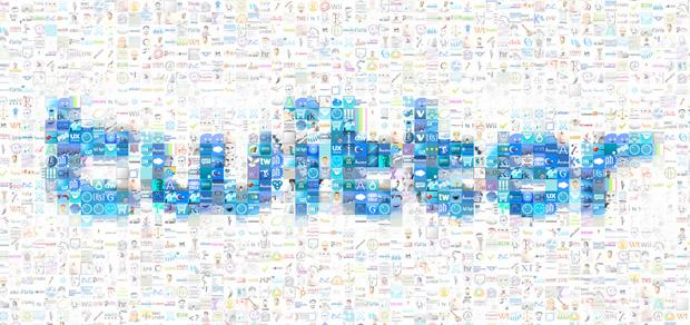 Mosaico do Twitter (Foto: Reprodução)