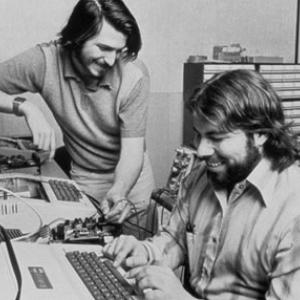 Wozniak e Jobs (Foto: Divulgação)