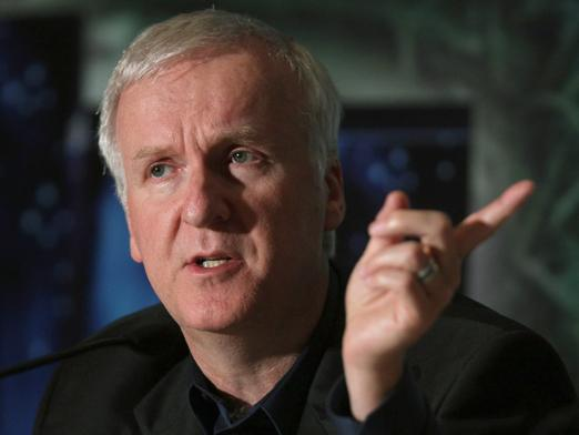 James Cameron (Foto: AP)