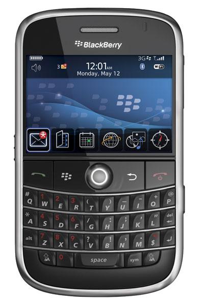 BlackBerry Bold 9000_3 (Foto: Divulgação)