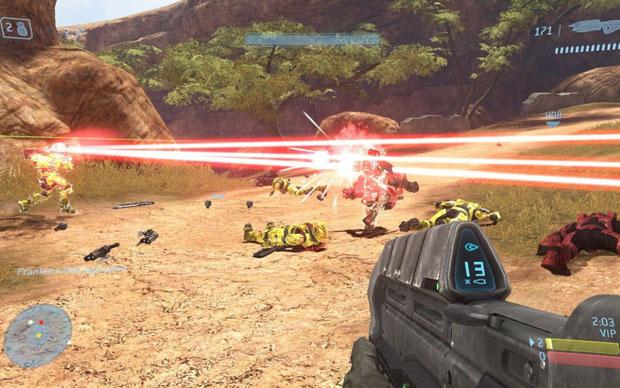 Halo (Foto: Divulgação)