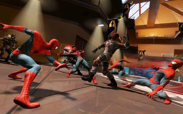 Spider Man: Edge of Time (Foto: Divulgação)