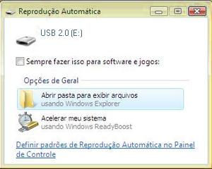 ReadyBoost no Windows 7 (Foto: Reprodução)