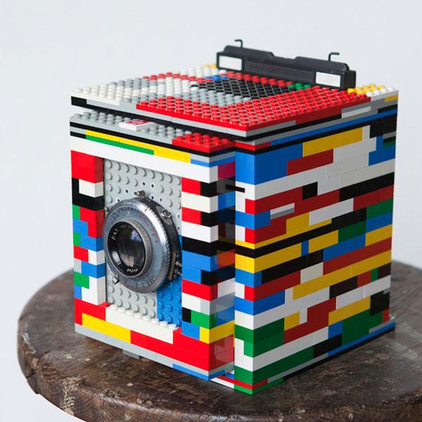 LEGOTron Mark I (Foto: Divulgação)