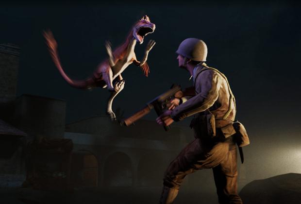 Dino D-Day (Foto: Divulgação)