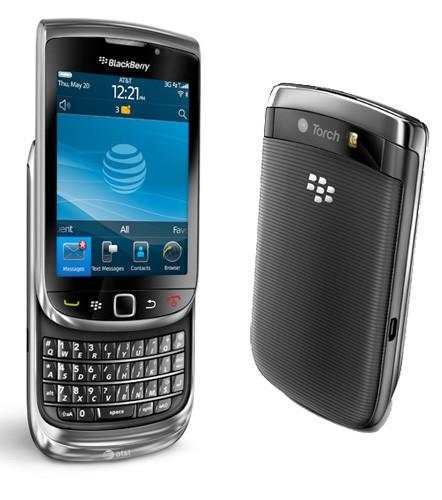 Blackberry Torch (Foto: Divulgação)