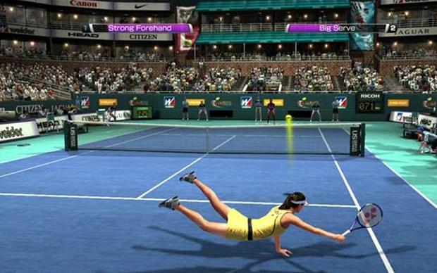 Virtua Tennis 4 (Foto: Divulgação)