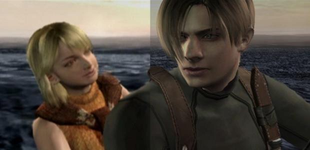 Imagem comparando a versão em SD e em HD (Foto: Divulgação)