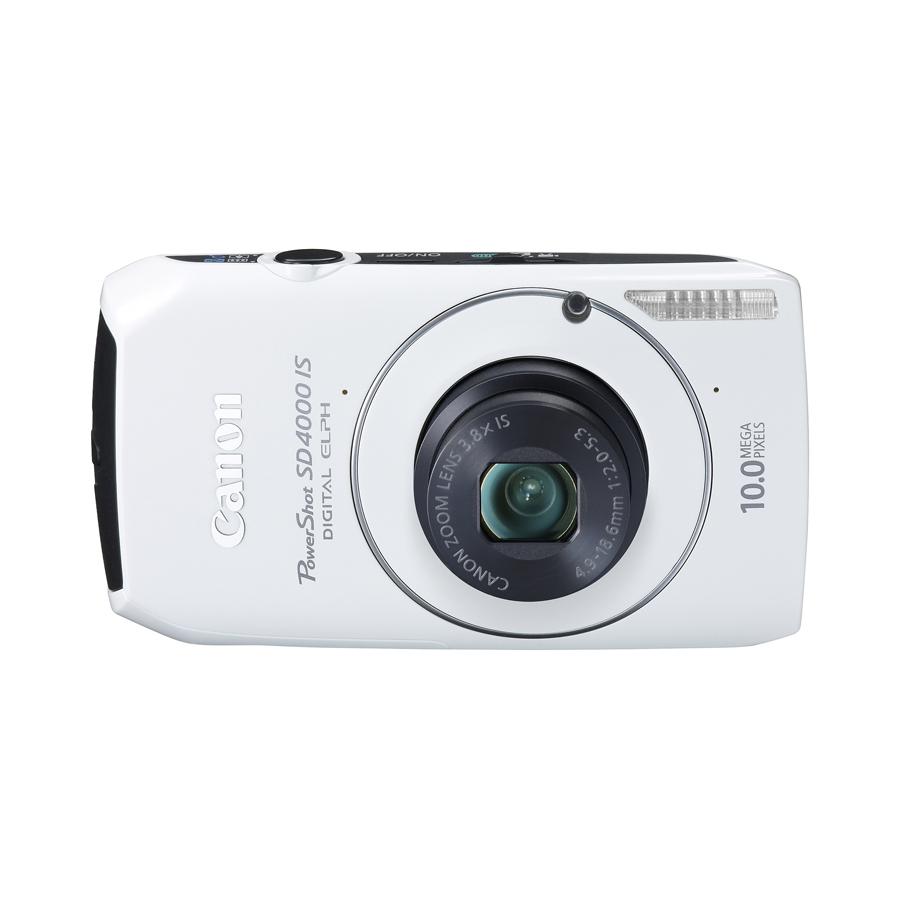 Canon SD4000 3 (Foto: Divulgação)