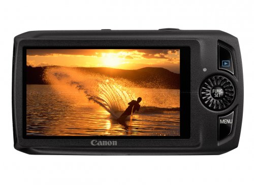 Canon SD4000 2 (Foto: Divulgação)