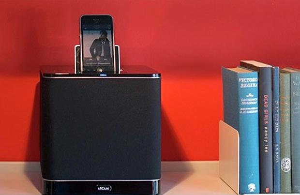 ARCAM rCube garante som de qualidade para sua festa (Foto: Divulgação)