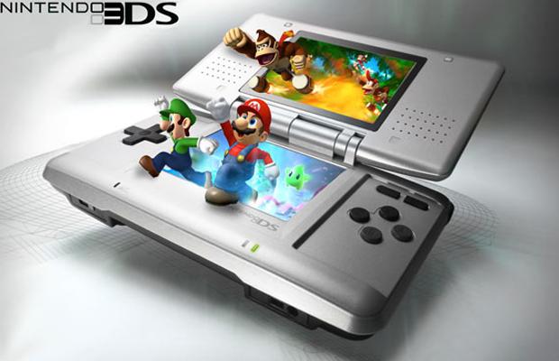 Ilustração Nintendo 3DS (Foto: Divulgação)