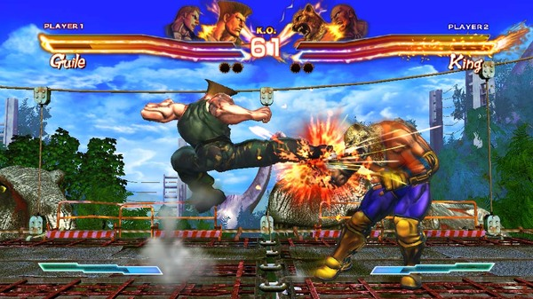 Street Fighter X Tekken  (Foto: Capcom Blog)