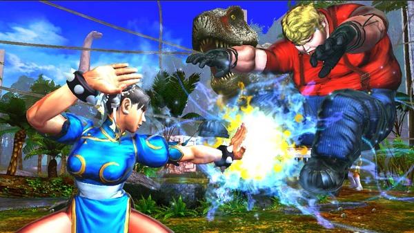 Street Fighter X Tekken (Foto: Capcom Blog)