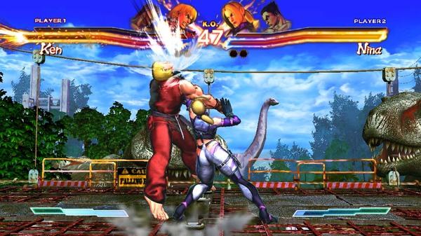 Strret Fighter X Tekken (Foto: Capcom Blog)