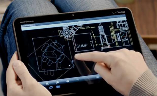 AutoCAD para Android (Foto: Reprodução)