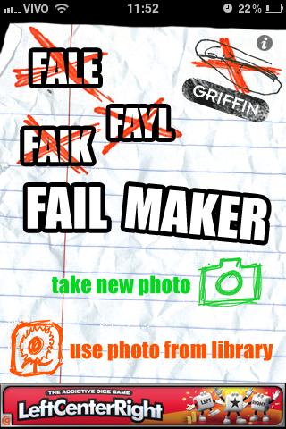 Fail Maker (Foto: Divulgação)