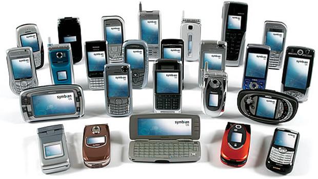 Muitos Nokias (Foto: Divulgação)