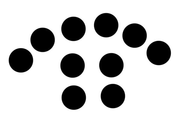 Exemplo de padrão (Foto: Reprodução/Gustavo Ribeiro)