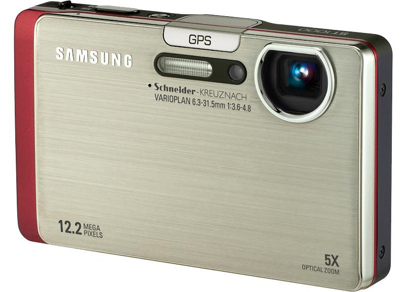 Samsung ST1000 (Foto: Divulgação)