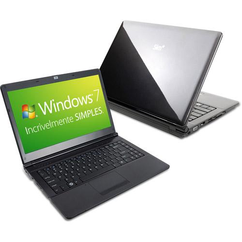 Notebook SIM 6390 (Foto: Divulgação)