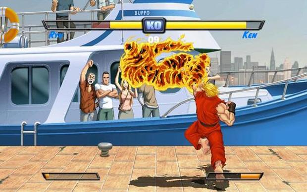 Super Street Fighter II Turbo HD Remix (Foto: Divulgação)