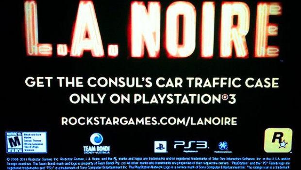 Aviso lançado pela Rockstar (Foto: Divulgação)