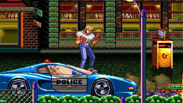 Streets of Rage Remake (Foto: Destructoid)