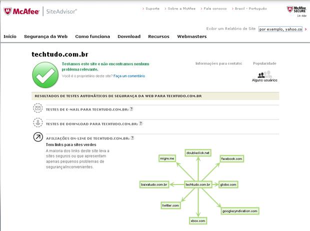 checkshorturl (Foto: Reprodução/TechTudo)