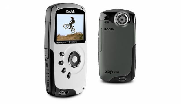 Kodak Playsport ZX3 (Foto: Divulgação)