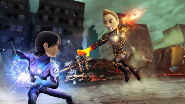 PowerUp Heroes (Foto: Destructoid)