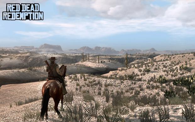 Red Dead Redemption (Foto: Divulgação)