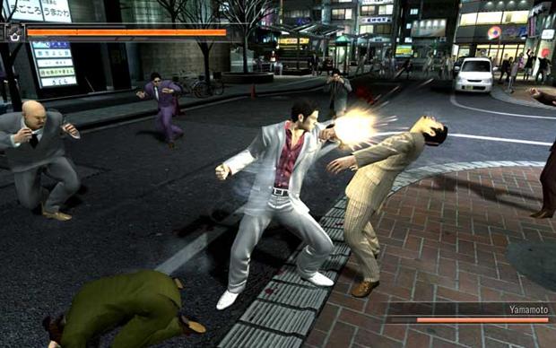 Yakuza 4 (Foto: Divulgação)