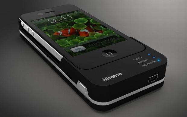 Hisense para iPhone (Foto: Divulgação)