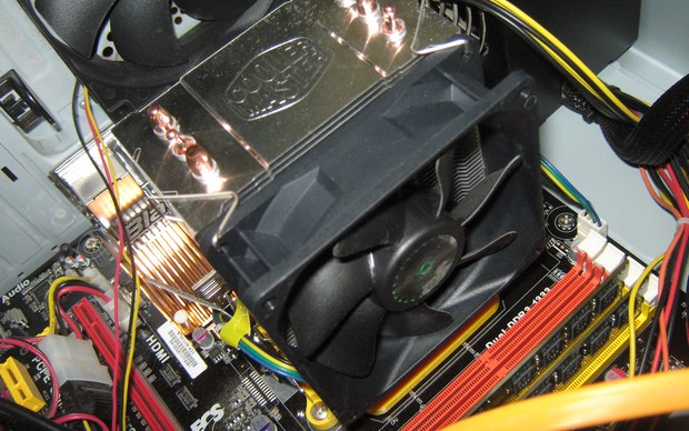 Cooler Master Hyper TX3 - 1 (Foto: Paulo HIga)