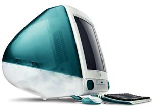 iMac G3 - Um dos primeiros All-in-One (Foto: Divulgação)