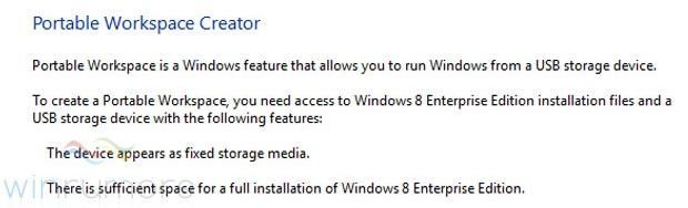 Windows 8 Workspace (Foto: Reprodução)