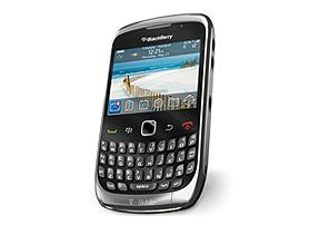 BlackBerry Curve 3G 9300 (Foto: techtudo)