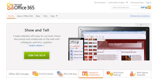 Office 365 beta (Foto: Divulgação)