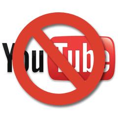 YouTube bloqueado (Foto: Divulgação)