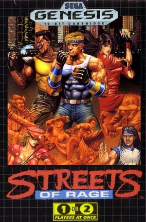 Streets of Rage (Foto: Divulgação)