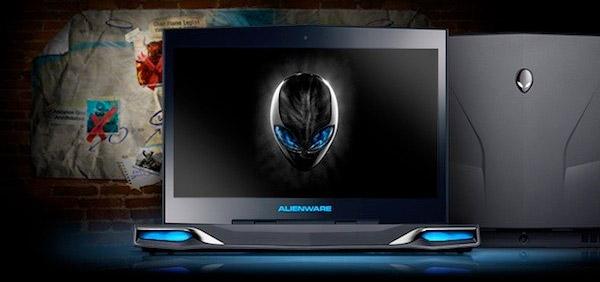 Alienware M14x (Foto: Reprodução)