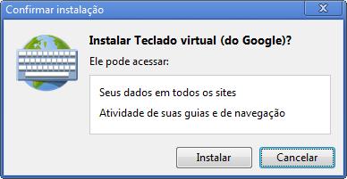 Instalando a extensão no Chrome (Foto: Reprodução/Fabio Marinho)