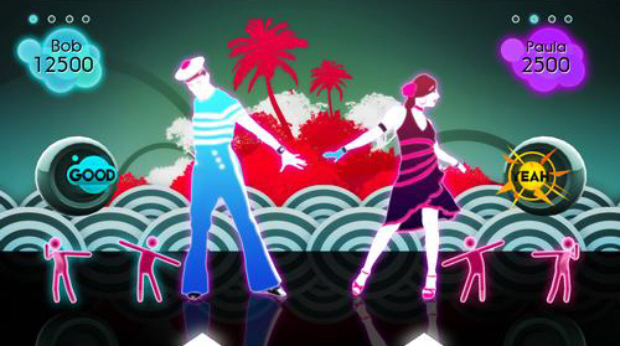 Just Dance 2 (Foto: Divulgação)