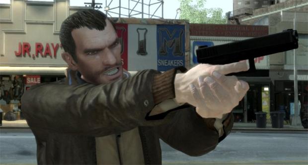 Grand Theft Auto IV (Foto: Divulgadão)