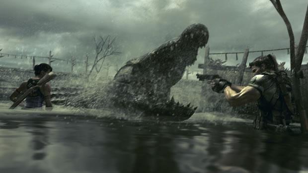 Cena de Resident Evil 5 (Foto: Divulgação)