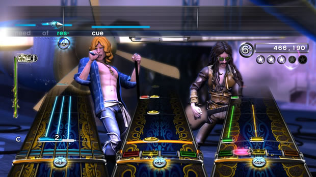 Rock Band 3 (Foto: Divulgação)