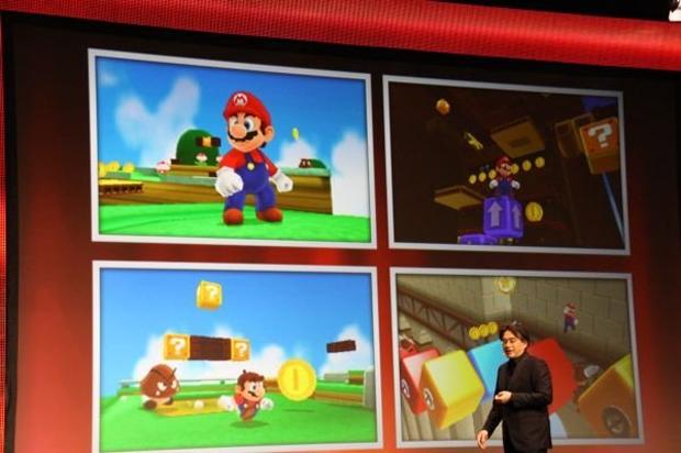 Super Mario 3DS (Foto: Reprodução/Eurogamer)