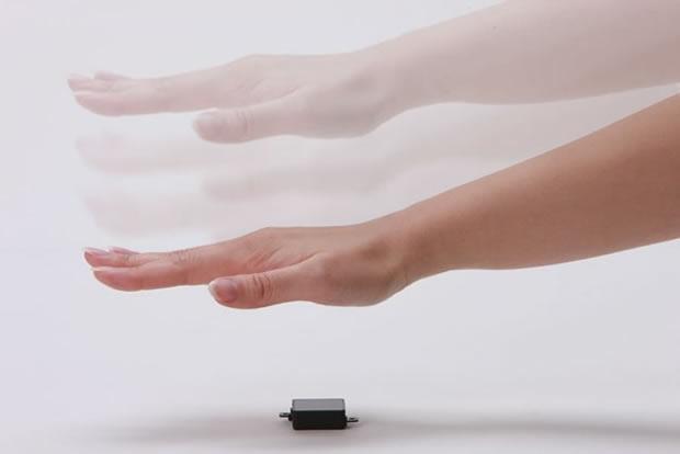 Sensor de impressão digital (Foto: Divulgação)